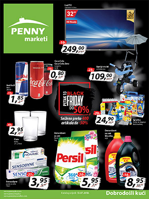 Black Friday u Penny marketima