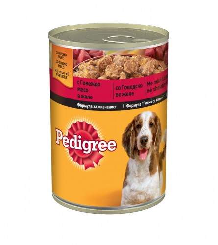 Pedigree Pedigree govedina 400gr