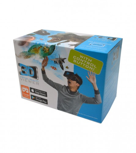 Virtual Reality 3D Viewer Deluxe