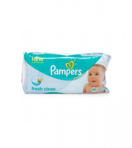 PAMPERS Maramice vlažne fresh 64/1