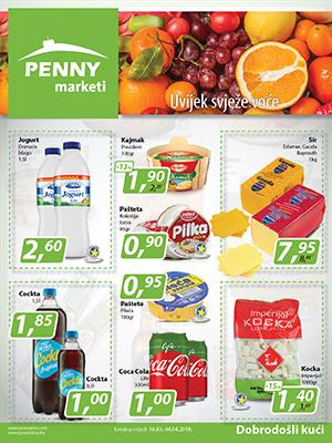 Penny marketi 03/18