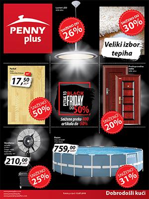 Black Friday u Penny Plusu