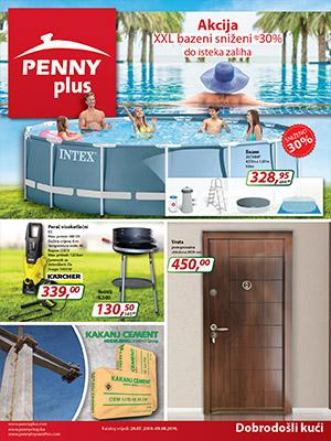 Penny plus 07/18