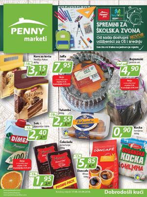 Penny marketi 09/18