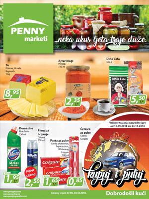 Penny marketi 09/18 - 1
