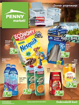 Penny marketi 10/18