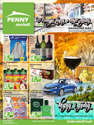 Penny marketi 11/18