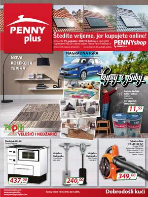 Penny Plus 10/18