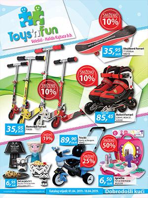 Toys and Fun