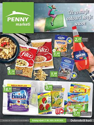 Penny marketi 08/20