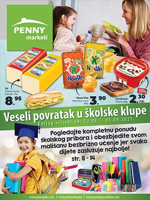 Penny marketi 08/21