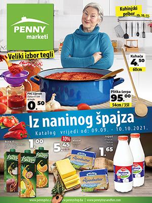 Penny marketi 09/21