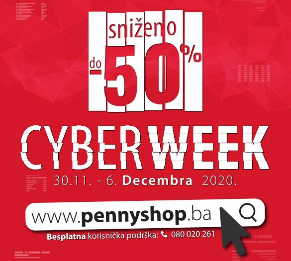 Cyber Week 2020.