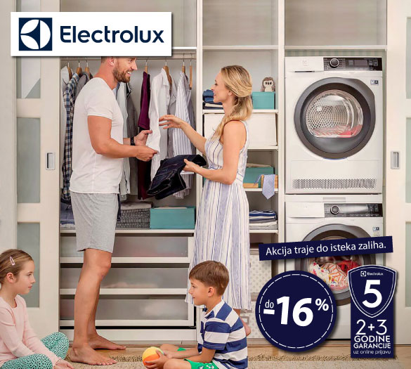 Electrolux 1604