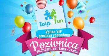 VIP proslava rođendana