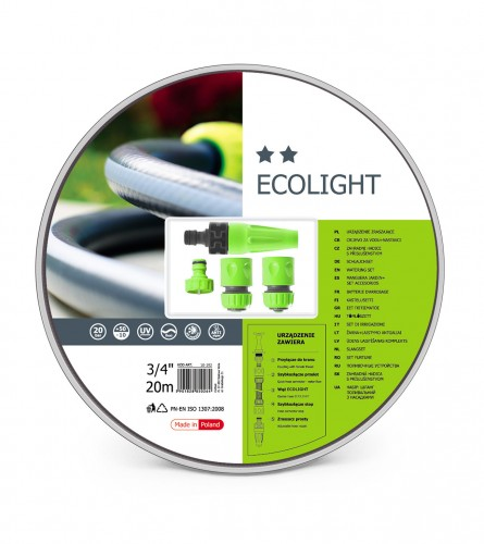 "Cellfast Crijevo za vodu 3/4"" 20m ECOLIGHT"