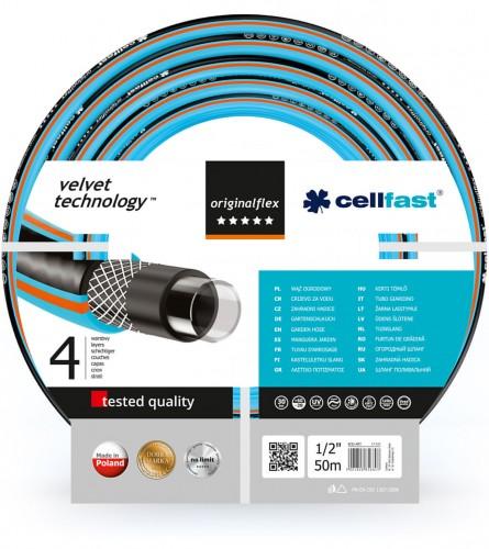 """Cellfast Crijevo za vodu 1/2"""" 50m ORIGINALFLEX"""