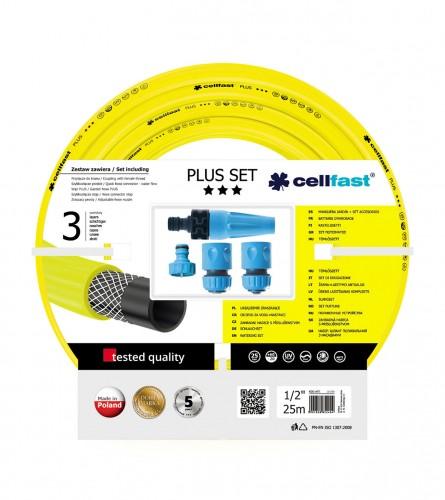 """Cellfast Crijevo za vodu 1/2"""" 25m PLUS"""