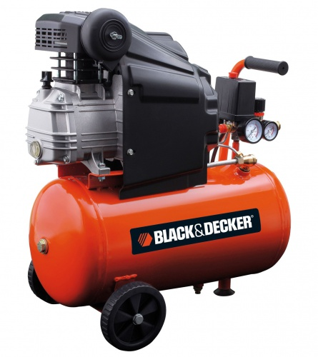 Black&Decker Kompresor 24l BD205-24