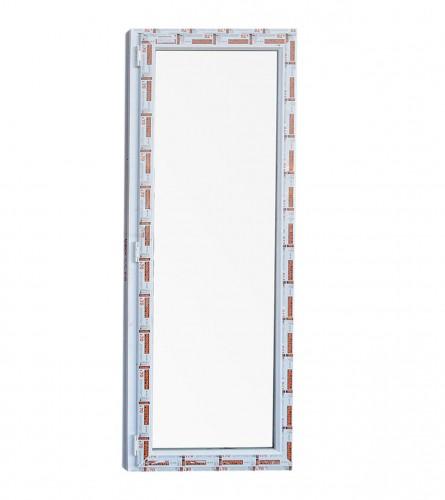 Vrata PVC balkonska 80x220cm L+D