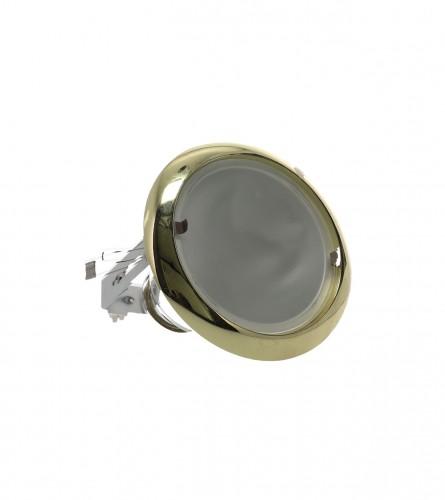 MASTER Lampa ugradbena HB1028B Nikl
