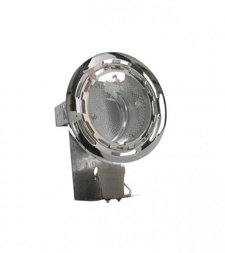 MASTER Lampa ugradbena HB101 Nikl