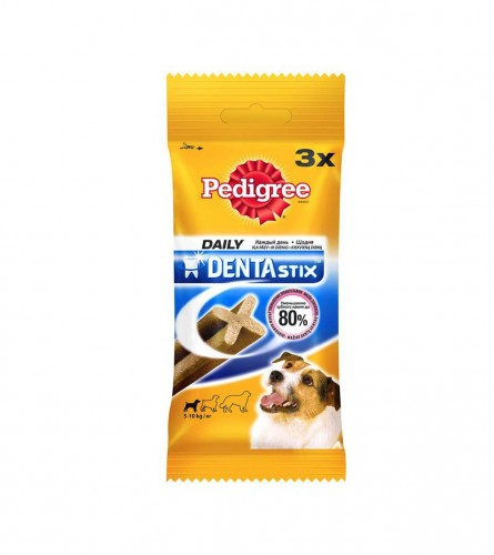 Pedigree dentastix mon small