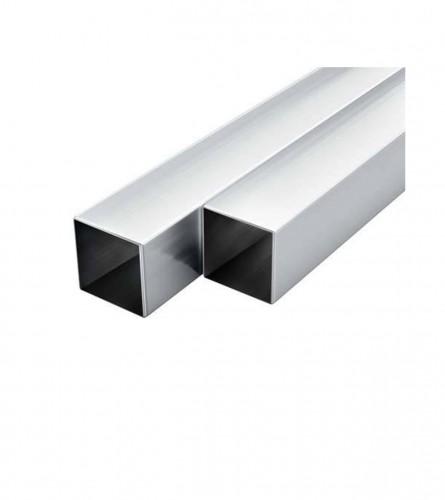 MASTER Cijev inox kvadratna 38x38x1.13x5m