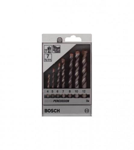 BOSCH Boreri set 7/1 2608597712