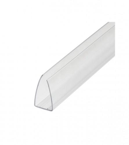 TEKNORM Profil za polikarbonat U 6mm