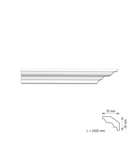 Stiroporna lajsna M35