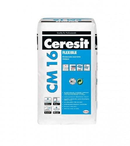 Ljepilo CM16 fleksibilno za vanjske površine
