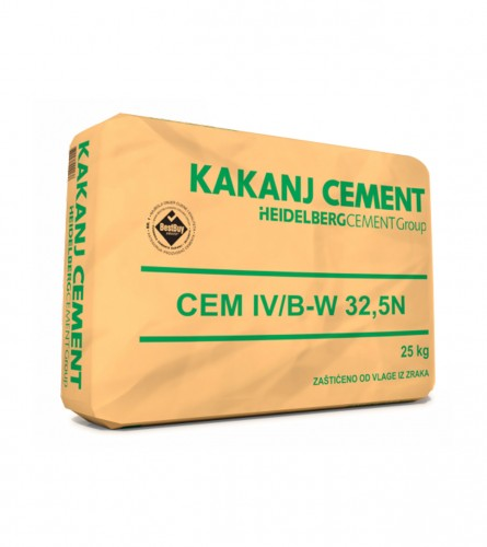 KAKANJ CEMENT Cement 25kg 32,5N