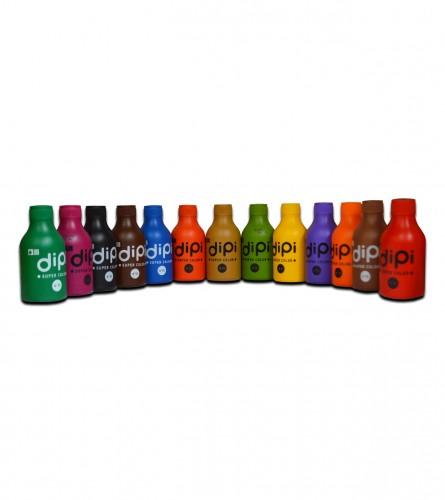 Dipi color ORANGE 100ml