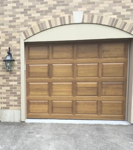 MASTER Vrata garažna 2600x2100mm 802401