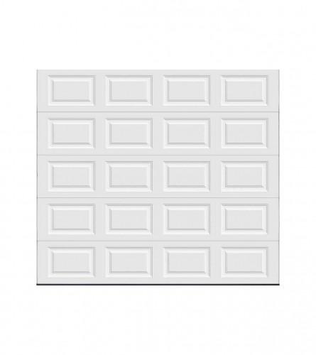 MASTER Vrata garažna 2600x2500mm bijela 802402