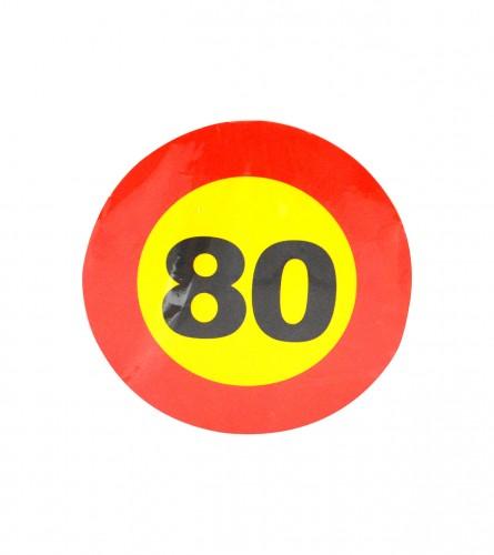 ATR Znak/naljepnica za brzinu 98454