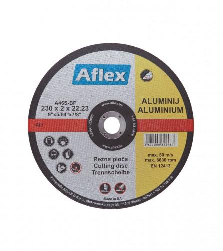 Aflex Ploča rezna 230 mm Aluminij