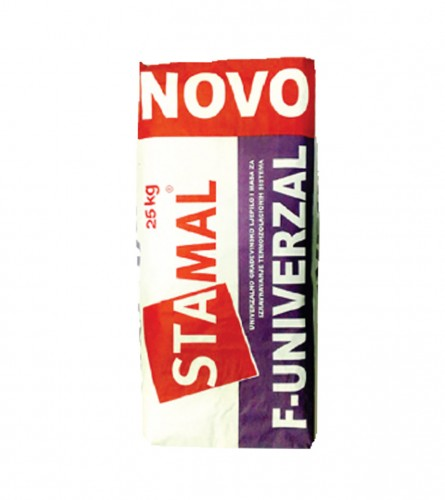 STAMAL Ljepilo za stiropor F-UNIVERSAL 25kg
