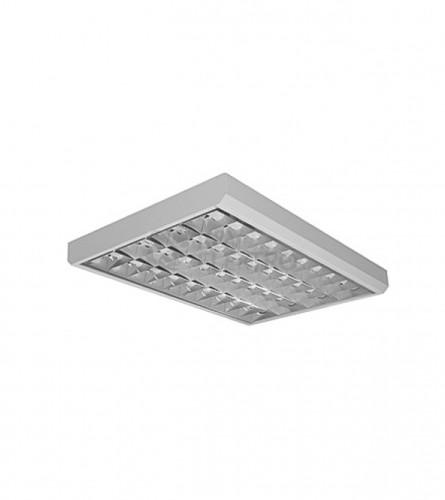 MODUS Lampa fluo nadgradna T8 4x18W LLX418ALEP