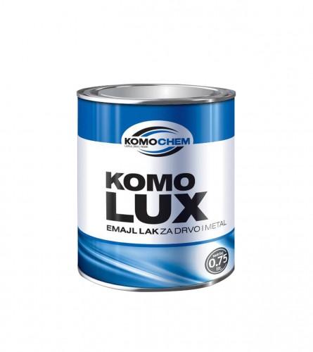 Komolux 0,75-1 CRVENI