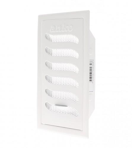 MASTER Rozetna klizna ventilacijska 125x215 Bijela