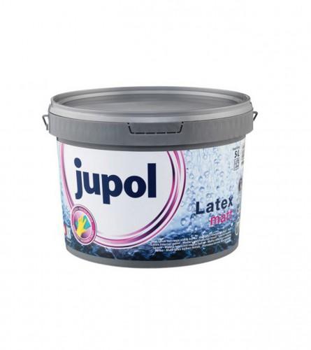 Jupol latex mat bijeli 1001 5L