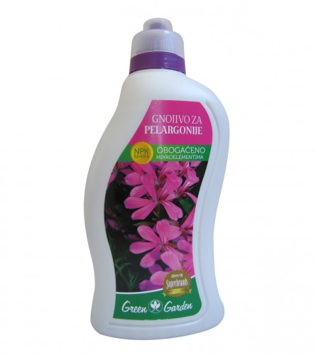 Gnojivo za pelargonije 1000ml