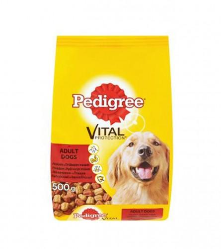 Hrana za pse DRY BEEF-VEG 500g