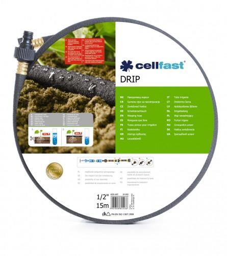"""Cellfast Crijevo za navodnjavanje 1/2"""" 15m DRIP"""