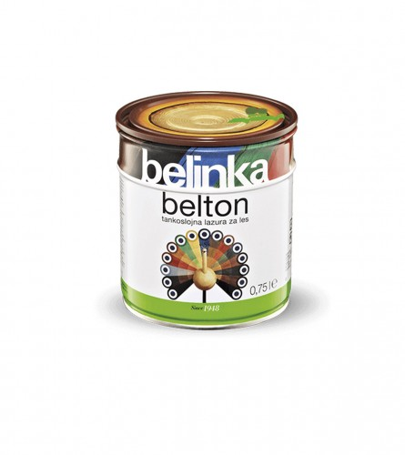 Belton br.19 zeleni 0,75L