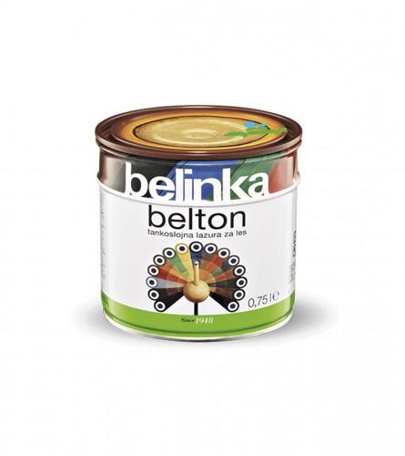 Belton lazur 62 intezivno žuta 0,75l EXT.