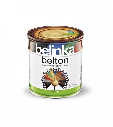 BELINKA Belton lazur 61 prirodno prozitna 0,75l EXT.