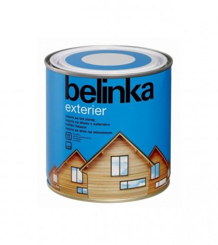 BELINKA Belton lazur 75 crna 0,75l EXT.